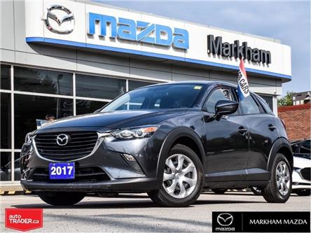 2017 Mazda CX-3 GX (Stk: P2020) in Markham - Image 1 of 24