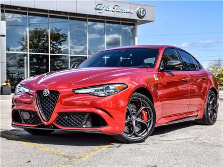 2019 Alfa Romeo Giulia Quadrifoglio (Stk: U540) in Oakville - Image 1 of 30