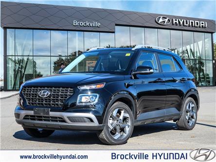 2020 Hyundai Venue  (Stk: R20224) in Brockville - Image 1 of 27