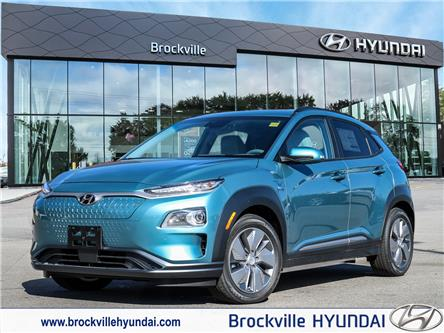 2020 Hyundai Kona EV  (Stk: R20449) in Brockville - Image 1 of 30