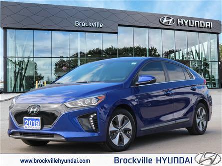 2019 Hyundai Ioniq EV Ultimate (Stk: P7023A) in Brockville - Image 1 of 30