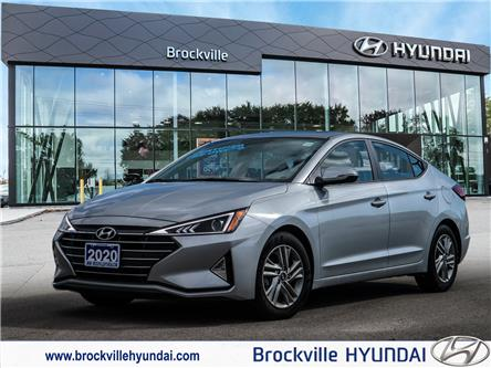 2020 Hyundai Elantra Preferred (Stk: F1042) in Brockville - Image 1 of 30