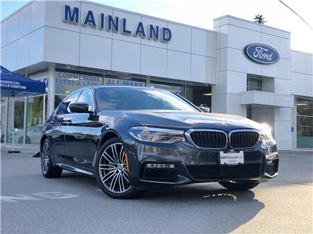 2018 BMW 530i xDrive (Stk: 20F13310A) in Vancouver - Image 1 of 30