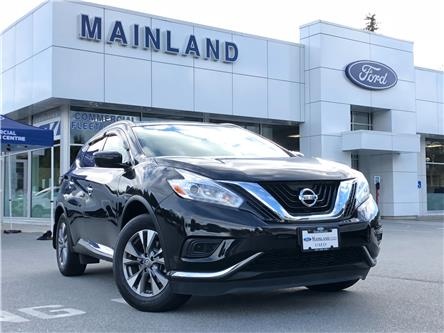 2017 Nissan Murano S (Stk: 9RA5271A) in Vancouver - Image 1 of 29