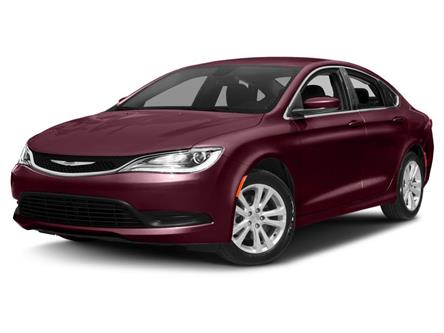 2015 Chrysler 200 LX (Stk: 25761) in Blind River - Image 1 of 9