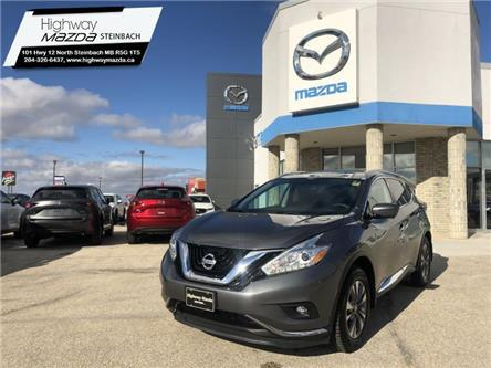 2016 Nissan Murano SL (Stk: M21010A) in Steinbach - Image 1 of 23