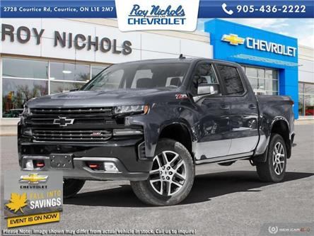 2021 Chevrolet Silverado 1500 LT Trail Boss (Stk: X069) in Courtice - Image 1 of 23