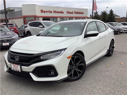 2019 Honda Civic Sport Touring (Stk: U19175) in Barrie - Image 1 of 26