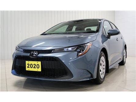 2020 Toyota Corolla L (Stk: P5995) in Sault Ste. Marie - Image 1 of 17