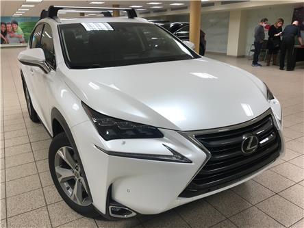 2017 Lexus NX 200t Base (Stk: 5871A) in Calgary - Image 1 of 22