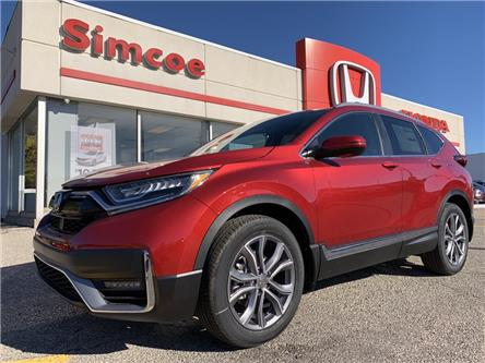 2020 Honda CR-V Touring (Stk: 20166) in Simcoe - Image 1 of 22