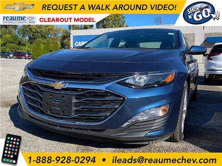2019 Chevrolet Malibu LT (Stk: 19-1126) in LaSalle - Image 1 of 7