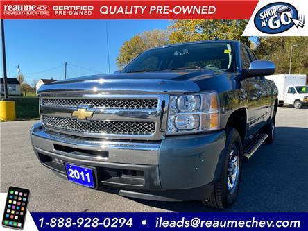 2011 Chevrolet Silverado 1500  (Stk: 20-0719A) in LaSalle - Image 1 of 21