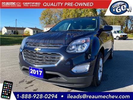2017 Chevrolet Equinox LT (Stk: 20-0602A) in LaSalle - Image 1 of 23