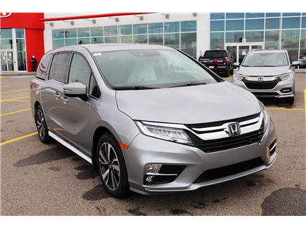 2020 Honda Odyssey Touring (Stk: 2200611) in Calgary - Image 1 of 10