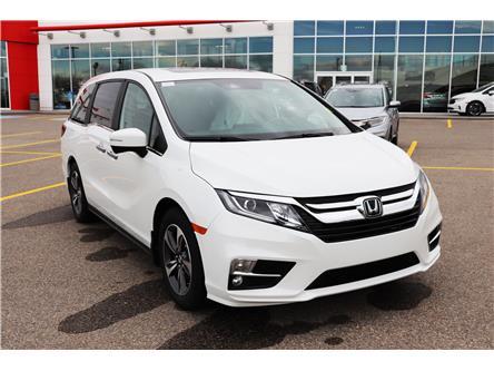 2020 Honda Odyssey EX-L Navi (Stk: 6200874) in Calgary - Image 1 of 9