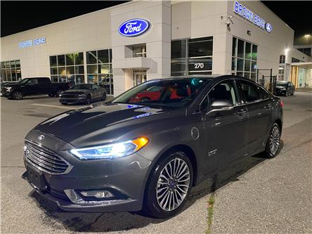 2018 Ford Fusion Energi Titanium (Stk: 206680A) in Vancouver - Image 1 of 29