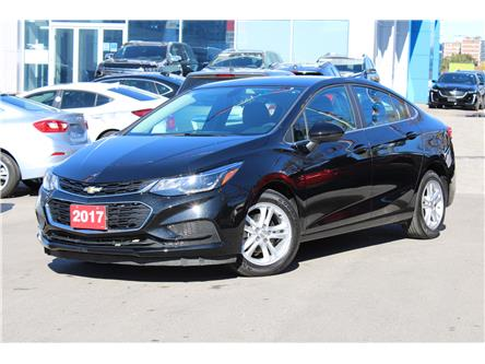 2017 Chevrolet Cruze LT Auto (Stk: R12660) in Toronto - Image 1 of 24