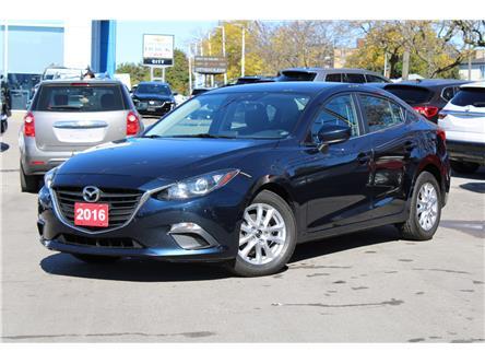 2016 Mazda Mazda3 GS (Stk: 3005847B) in Toronto - Image 1 of 25