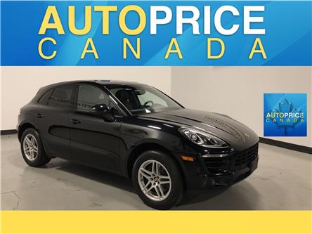 2017 Porsche Macan Base (Stk: R2113) in Mississauga - Image 1 of 26