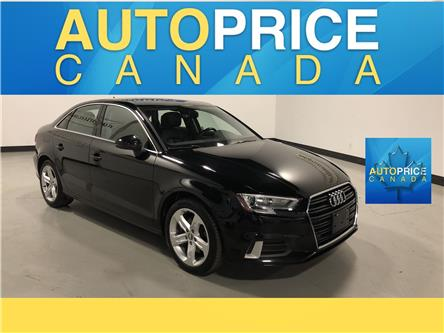 2017 Audi A3 2.0T Komfort (Stk: W2102) in Mississauga - Image 1 of 21