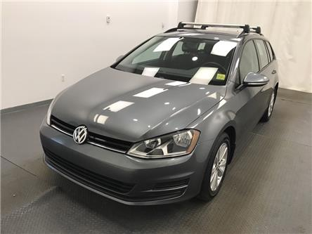2017 Volkswagen Golf SportWagen  (Stk: 220951) in Lethbridge - Image 1 of 25