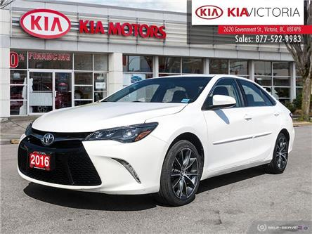 2016 Toyota Camry XSE V6 (Stk: TE21-060A) in Victoria - Image 1 of 26