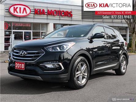 2018 Hyundai Santa Fe Sport 2.4 Luxury (Stk: A1658) in Victoria - Image 1 of 25