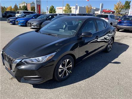 2020 Nissan Sentra SV (Stk: LY282512) in Bowmanville - Image 1 of 4