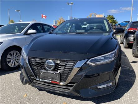 2020 Nissan Sentra SR (Stk: LY275960) in Bowmanville - Image 1 of 5