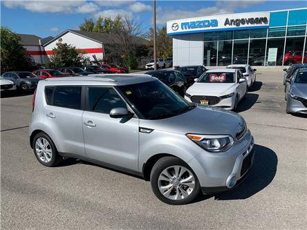 2016 Kia Soul EX+ (Stk: 1648) in Peterborough - Image 1 of 10