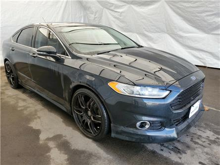 2014 Ford Fusion Titanium (Stk: IU2068) in Thunder Bay - Image 1 of 9