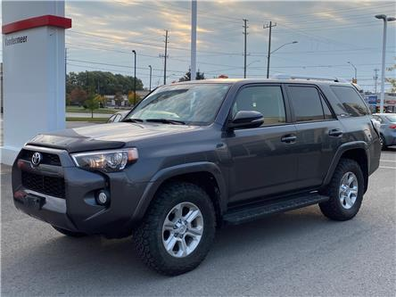 2018 Toyota 4Runner SR5 (Stk: TX023A) in Cobourg - Image 1 of 25
