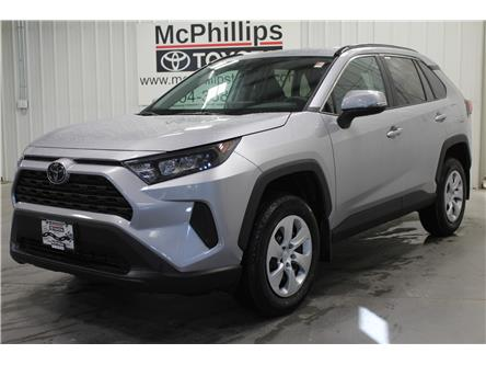 2021 Toyota RAV4 LE (Stk: W142732) in Winnipeg - Image 1 of 18