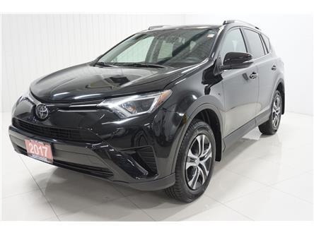 2017 Toyota RAV4 LE (Stk: P6055) in Sault Ste. Marie - Image 1 of 19