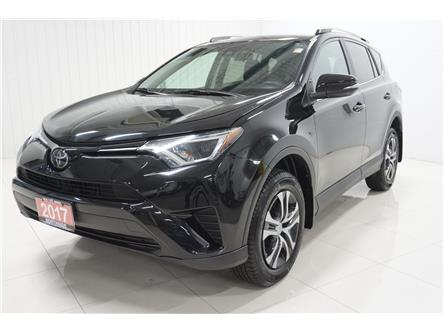 2017 Toyota RAV4 LE (Stk: P6049) in Sault Ste. Marie - Image 1 of 17