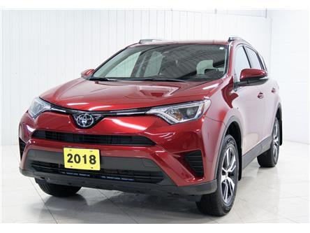 2018 Toyota RAV4 LE (Stk: P6053) in Sault Ste. Marie - Image 1 of 11