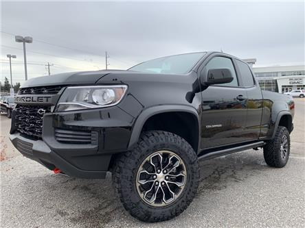 2021 Chevrolet Colorado ZR2 (Stk: M1129429) in Calgary - Image 1 of 27