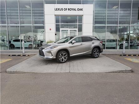 2021 Lexus RX 350 Base (Stk: L21058) in Calgary - Image 1 of 13