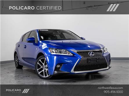 2015 Lexus CT 200h Base (Stk: 227409P) in Brampton - Image 1 of 21