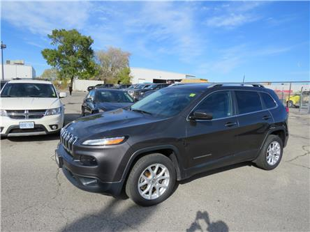 2016 Jeep Cherokee North (Stk: 59195) in St. Thomas - Image 1 of 22