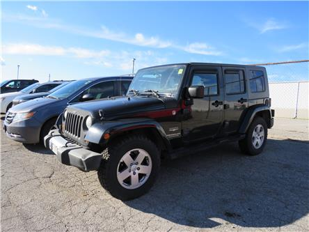 2008 Jeep Wrangler Unlimited Sahara (Stk: 65497Z) in St. Thomas - Image 1 of 4