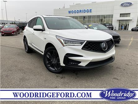 2019 Acura RDX A-Spec (Stk: L-103A) in Calgary - Image 1 of 22
