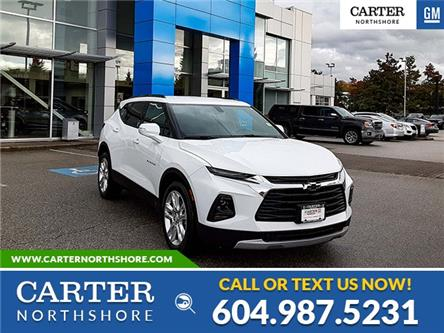 2020 Chevrolet Blazer True North (Stk: BL20920) in North Vancouver - Image 1 of 13