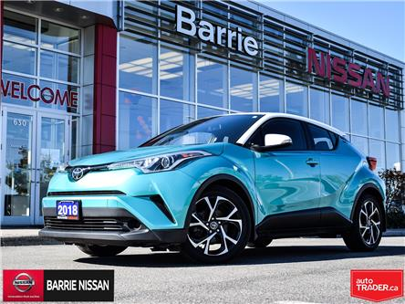 2018 Toyota C-HR XLE (Stk: P4733) in Barrie - Image 1 of 26