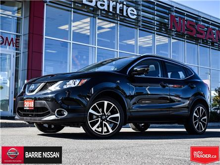 2018 Nissan Qashqai SL (Stk: P4735) in Barrie - Image 1 of 28