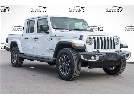 2021 Jeep Gladiator Overland (Stk: 44166) in Innisfil - Image 1 of 26