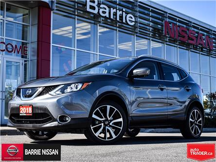2018 Nissan Qashqai SL (Stk: P4736) in Barrie - Image 1 of 29