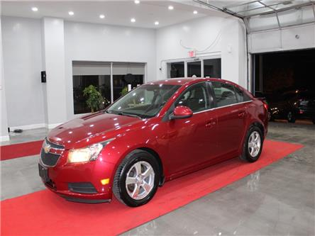 2012 Chevrolet Cruze LT Turbo (Stk: 198066) in Richmond Hill - Image 1 of 26