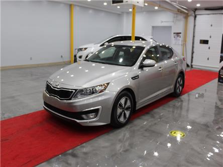 2012 Kia Optima Hybrid Premium (Stk: 025880) in Richmond Hill - Image 1 of 26